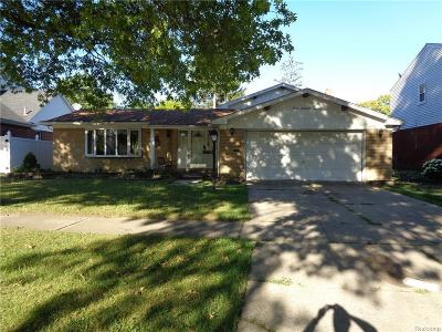 Dearborn Heights Single Family Home For Sale: 674 Berwyn St