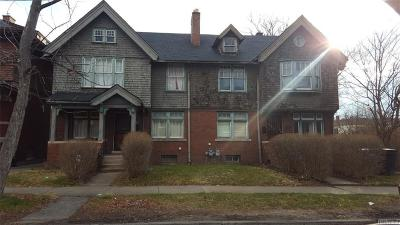 Detroit Multi Family Home For Sale: Van Dyke St