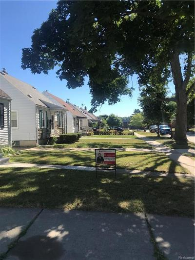 Wayne Single Family Home For Sale: 34548 Elm St N