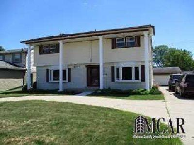 Trenton Single Family Home For Sale: 2531 King Rd