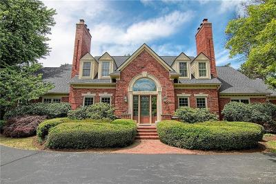 Bloomfield Hills Single Family Home For Sale: 2972 Heron Pl