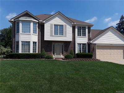Sterling Heights MI Single Family Home For Sale: $320,000