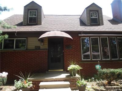 Allen Park Single Family Home For Sale: 6527 Kolb Ave