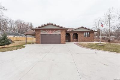 Belleville Single Family Home For Sale: 20170 Savage Rd