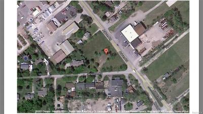 Shelby Twp Residential Lots & Land For Sale: 5666 Auburn Rd