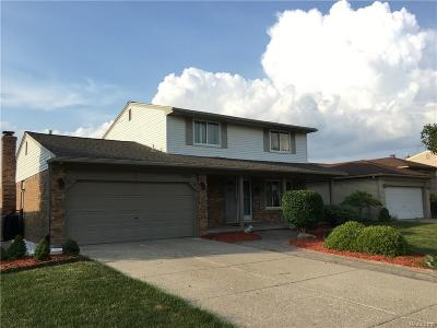 Sterling Heights MI Single Family Home For Sale: $259,750