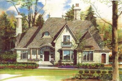 Clarkston Single Family Home For Sale: Fieldstone Ridge