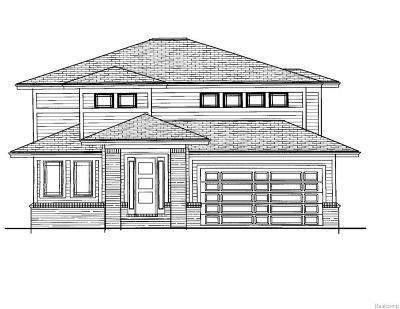 Royal Oak Single Family Home For Sale: 3514 Elmhurst Ave