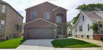 Dearborn Single Family Home For Sale: 4913 Williamson St