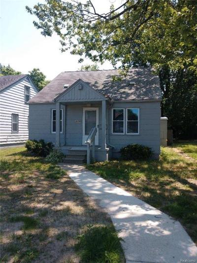 Dearborn Heights Single Family Home For Sale: 26949 Annapolis St