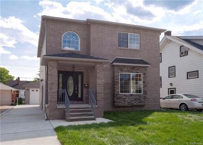 Dearborn Single Family Home For Sale: 22155 Audette St