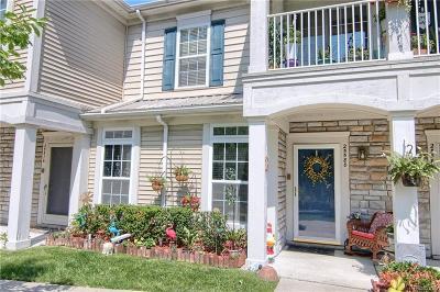 Harrison Twp Condo/Townhouse For Sale: 25580 Sun Sail Crt