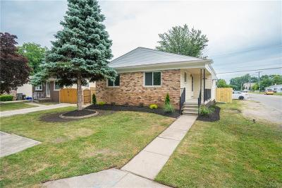 Clinton Township Single Family Home For Sale: 21108 Vermander Ave