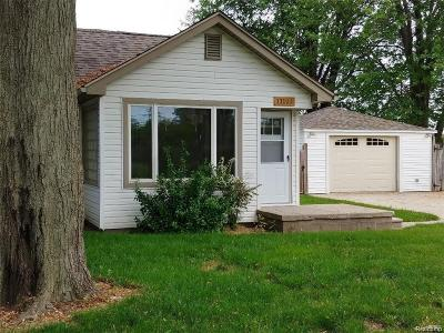Taylor Single Family Home For Sale: 11199 Ziegler St