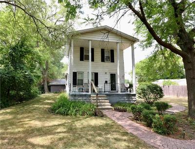 Dearborn Single Family Home For Sale: 5452 Monroe St