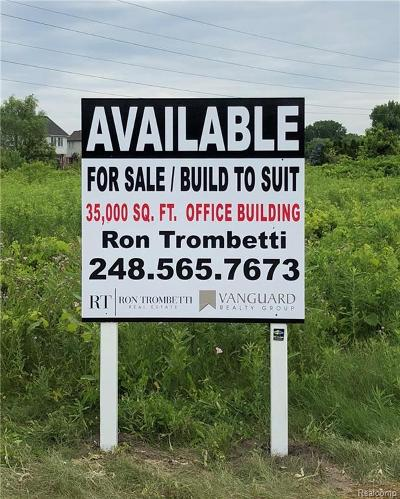 Macomb Residential Lots & Land For Sale: 21525 23 Mile Rd