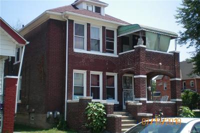 Detroit Multi Family Home For Sale: 4342 Casper St