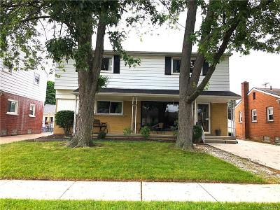 Taylor Single Family Home For Sale: 22138 Haskell St