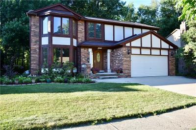 Troy Single Family Home For Sale: 2241 Normandy Dr