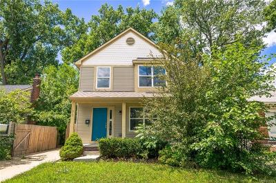 Royal Oak Single Family Home For Sale: 510 S Campbell Rd