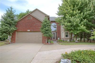 Macomb MI Single Family Home For Sale: $314,900