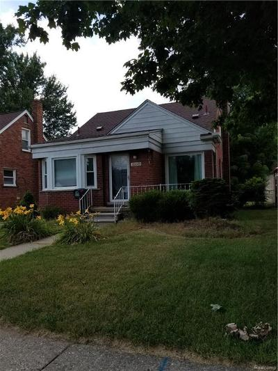 Livonia Single Family Home For Sale: 10049 Inkster Rd