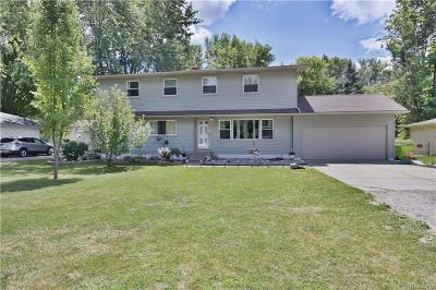 Macomb MI Single Family Home For Sale: $264,900
