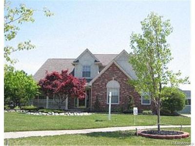 Canton Single Family Home For Sale: 1052 Wellington Crt