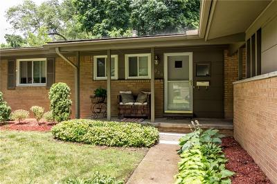 Troy Single Family Home For Sale: 1020 Brooklawn Dr