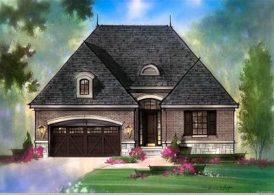 Shelby Twp Single Family Home For Sale: 53177 Enclave Cir