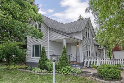 Fraser Single Family Home For Sale: 16251 Masonic