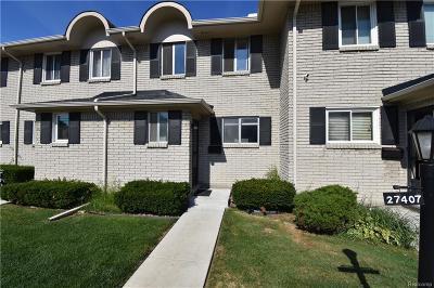 Warren Single Family Home For Sale: 27407 Hoover