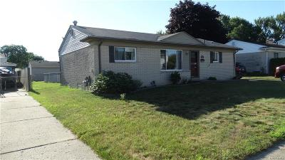 Taylor Single Family Home For Sale: 10193 Fairview St