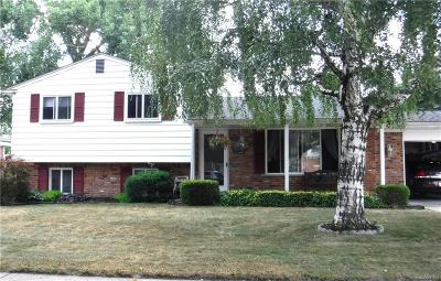 Royal Oak Single Family Home For Sale: 714 Englewood Ave