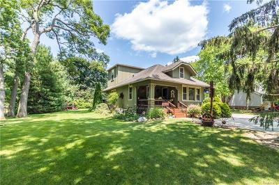 Waterford Single Family Home For Sale: 5660 Rowley Blvd