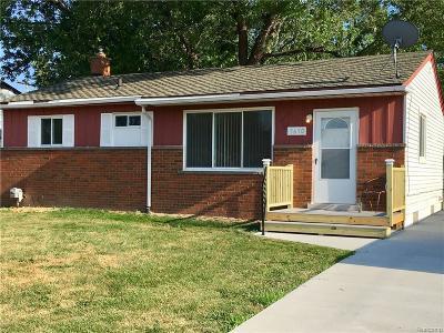 Warren Single Family Home For Sale: 13650 Ida Ave