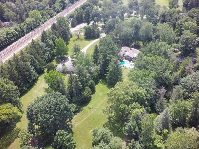 Bloomfield Hills Residential Lots & Land For Sale: 275 Strathmore Rd