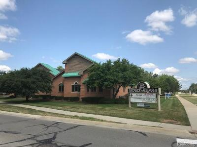 Clinton Township Commercial Lease For Lease: 18645 Canal St