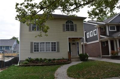 Birmingham Single Family Home For Sale: 990 Chapin