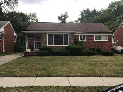 Oak Park Single Family Home For Sale: 23250 Geneva St