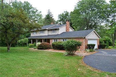 Franklin Single Family Home For Sale: 27260 Fairgrove Ave