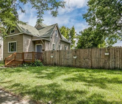 Detroit Single Family Home For Sale: 4670 18th Street St W