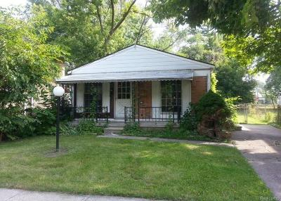 Pontiac Single Family Home For Sale: 89 S Ardmore St