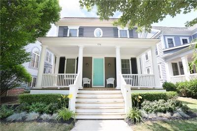 Canton Single Family Home For Sale: 336 Constitution St