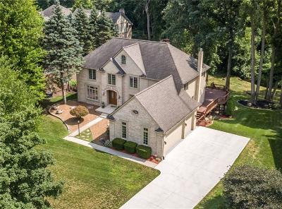 Shelby Twp Single Family Home For Sale: 52472 Blueridge Dr