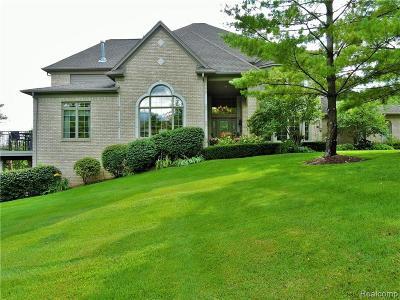 Clarkston Condo/Townhouse For Sale: 6722 Cascade Crt