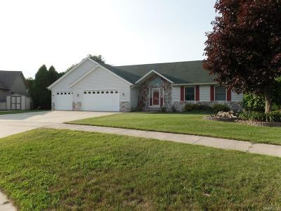 Marysville  Single Family Home For Sale: 826 5th St