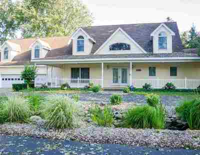 Belleville Single Family Home For Sale: 14711 Haggerty Rd