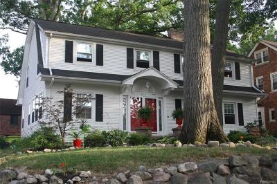 Dearborn Single Family Home For Sale: 917 S Highland St