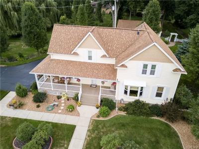 Fair Haven Single Family Home For Sale: 7273 Swan Creek Rd